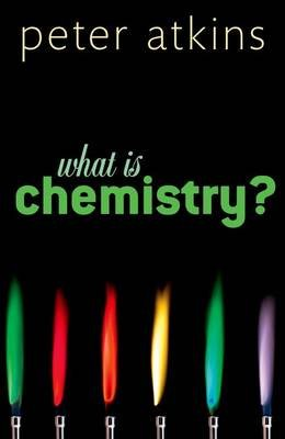 What is Chemistry? (Hardcover): Peter Watkins