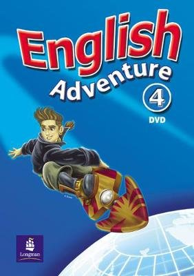 English Adventure Level 4 DVD (DVD-ROM):