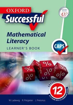 Oxford Successful Mathematical Literacy: Gr 12: Learner's book (Paperback):