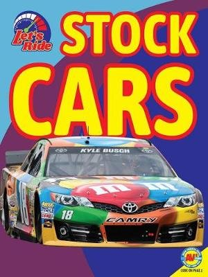 Stock Cars (Paperback): Candice Ransom