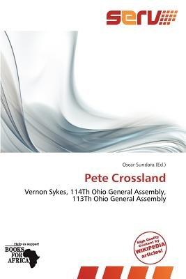 Pete Crossland (Paperback): Oscar Sundara