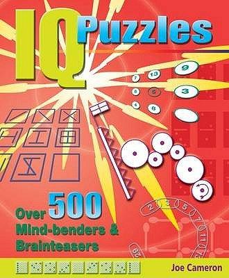IQ Puzzles (Paperback): Joe Cameron