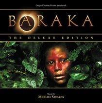 Michael Stearns - Baraka (CD): Michael Stearns, Various Artists