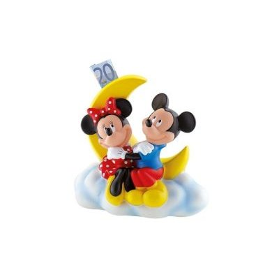 Bullyland Money Bank Mickey & Minnie (18.5cm):