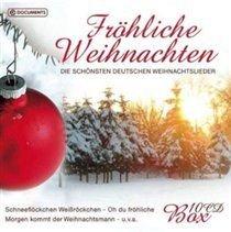 Various Composers - Frohliche Weihnachten (Die Schonsten Deutschen Weihnachtslieder) (CD): Various Composers, Various Artists