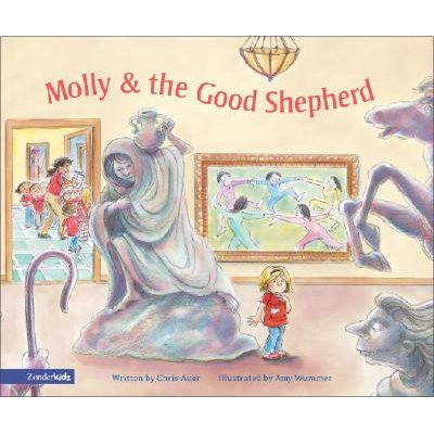Molly and the Good Shepherd (Hardcover): Chris Auer