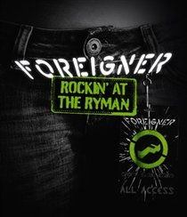 Foreigner: Rockin' at the Ryman (DVD): Foreigner