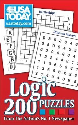 USA Today Logic Puzzles - 200 Puzzles from the Nation's No. 1 Newspaper (Paperback): Puzzle Media Ltd.