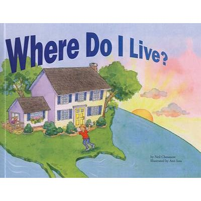 Where Do I Live Hardcover Turtleback School Library Ed Neil Chesanow 9780613877367 Books Buy Online In South Africa From Loot Co Za This engaing picture book is like a mini virtual globe for kids! loot