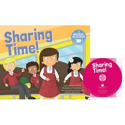 Sharing Time! (Paperback): Jonathan Peale