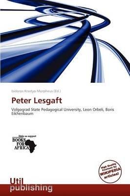 Peter Lesgaft (Paperback): Isidoros Krastyo Morpheus