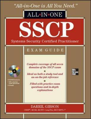 SSCP Systems Security Certified Practitioner All-in-One Exam Guide (Hardcover): Darril Gibson
