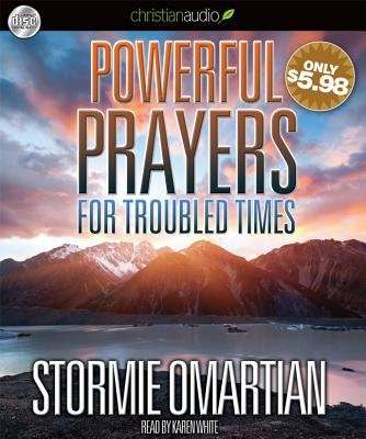 Powerful Prayers for Troubled Times - Praying for the Country We Love (Downloadable audio file): Stormie Omartian