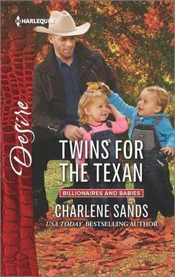 Twins for the Texan (Paperback): Charlene Sands