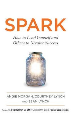 Spark - How to Lead Yourself and Others to Greater Success (Standard format, CD): Angie Morgan, Courtney Lynch, Sean Lynch