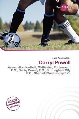 Darryl Powell (Paperback): Jerold Angelus