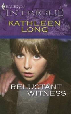 Reluctant Witness (Electronic book text): Kathleen Long