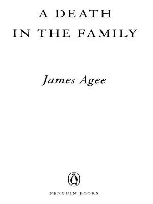 A Death in the Family (Electronic book text): James Agee