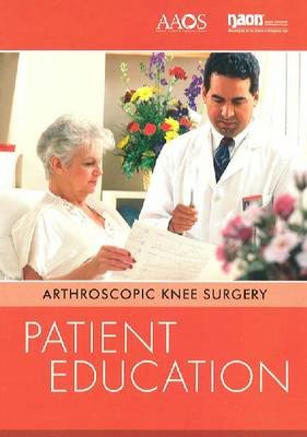 Arthroscopic Knee Surgery - Return to Action Patient Education Video (DVD):