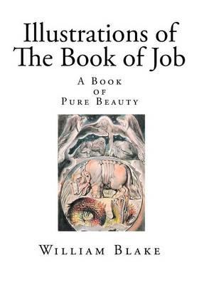 Illustrations of the Book of Job (Paperback): William Blake