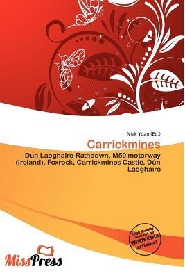 Carrickmines (Paperback): Niek Yoan