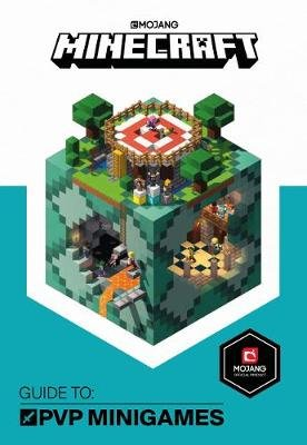 Minecraft Guide to PVP Minigames - An Official Minecraft Book From Mojang (Hardcover): Mojang AB