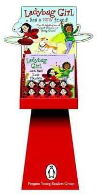 Ladybug Girl and the Best Ever Playdate 8-Copy Floor Display W/ 8 Plush (Hardcover): A.A. Milne, Jacky Davis, David Soman