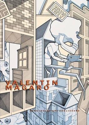 Valentin Magaro (English, German, Hardcover): Ralf Christofori, Oliver Kielmayer