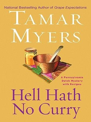 Hell Hath No Curry (Electronic book text): Tamar Myers