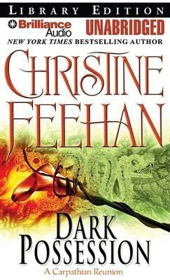 Dark Possession (MP3 format, CD, Library): Christine Feehan