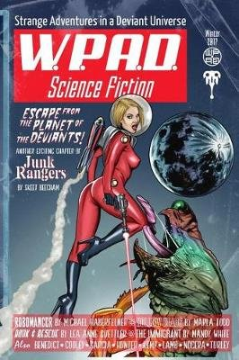Strange Adventures in a Deviant Universe - Wpad Science Fiction (Paperback): Mandy White, Mike Cooley, Diana Garcia