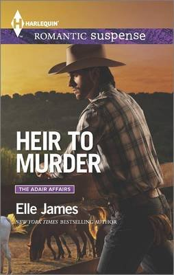 Heir to Murder (Paperback): Elle James