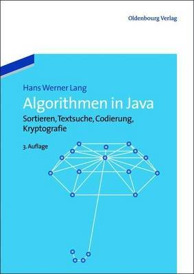 Algorithmen in Java (English, German, Electronic book text): Hans Werner Lang