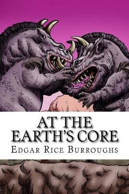 At the Earth's Core (Paperback): Edgar Rice Burroughs