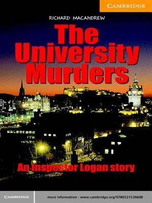 The University Murders Level 4 (Electronic book text): Richard MacAndrew