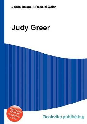 Judy Greer (Paperback): Jesse Russell, Ronald Cohn