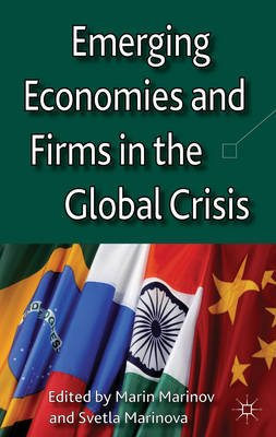 Emerging Economies and Firms in the Global Crisis (Electronic book text): Marin Marinov, Svetla Marinova