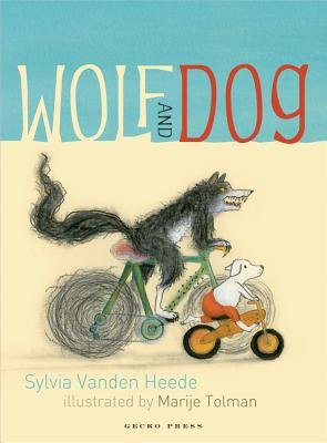 Wolf and Dog (Hardcover): Sylvia Van Den Heede