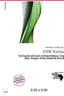 Fob Kalsu (Paperback): Barnabas Crist Bal