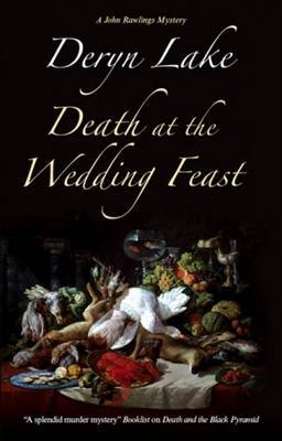 Death at the Wedding Feast (Large print, Hardcover, Large type / large print edition): Deryn Lake