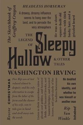 The Legend of Sleepy Hollow and Other Tales (Paperback): Washington Irving