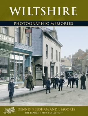 Wiltshire (Paperback, New edition): Dennis Needham, Les Moores