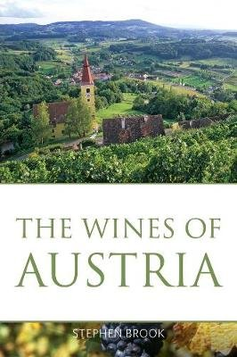 The Wines of Austria (Paperback): Stephen Brook
