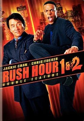 Rush Hour 1 & 2 (Region 1 Import DVD):