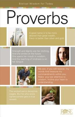 Proverbs (Counterpack  empty): Rose Publishing