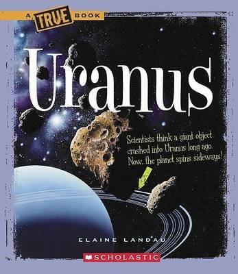 Uranus (Paperback): Elaine Landau