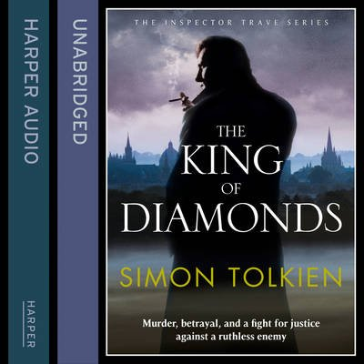 The King of Diamonds (Downloadable audio file, Unabridged edition): Simon Tolkien
