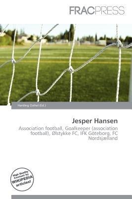 Jesper Hansen (Paperback): Harding Ozihel