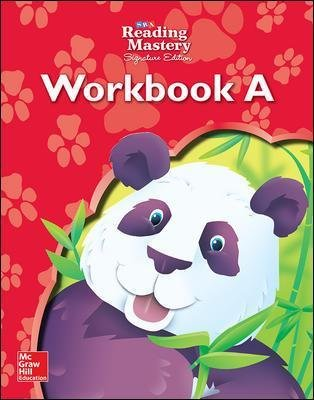 Reading Mastery Reading/Literature Strand Grade K, Workbook A (Paperback, 6th Revised edition): McGraw-Hill Education