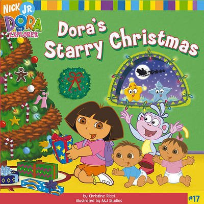 Dora's Starry Christmas (Hardcover, Turtleback School & Library ed.): Christine Ricci